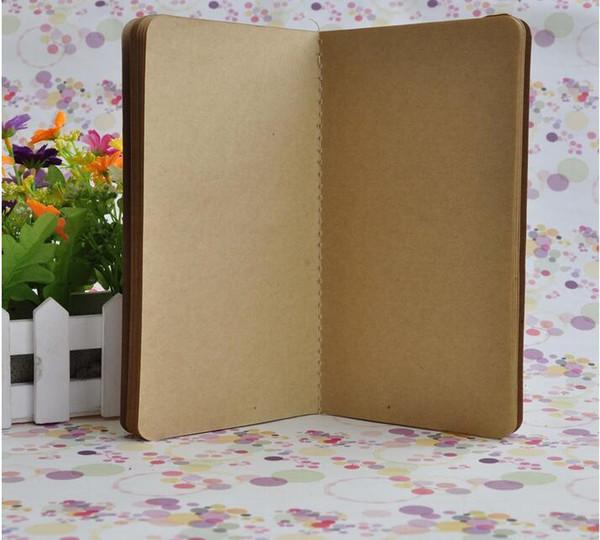 Acheter Halloween Kraft Papiers Cahier Vierge Bloc Notes Livre Vintage Soft Copy Memos Quotidiens Kraft Couverture Journal Cahiers Livres D Etudiants