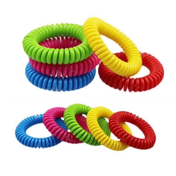 top popular High quality natural plant Mosquito Repellent Bracelets Pest Control Anti-Mosquito Insect Outdoor for Adults Kids 2019