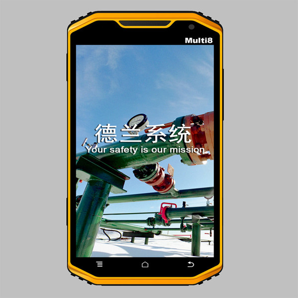 Best DORLAND Multi 8 Explosion Proof IP68 Rugged Mobile Phone,  Intrinsically Safe For Oil & Gas Industry And Hazardous Areas, Waterproof  Dustproo