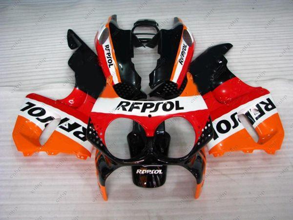 Bodywork CBR893RR 93 Body Kits CBR 893 1992 REPSOL Plastic Fairings for Honda Cbr893RR 1993 1992 - 1993