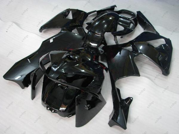 Plastic Fairings CBR 600 RR 2005 Body Kits for Honda CBR600RR 2006 Black Full Body Kits CBR600 RR 06 2005 - 2006