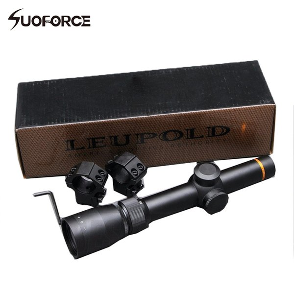1.5-5X20 Mil-dot Iluminado Tactical Optics Scope Riflescopes para Caza Riflescope Sniper Airsoft Air Rifles