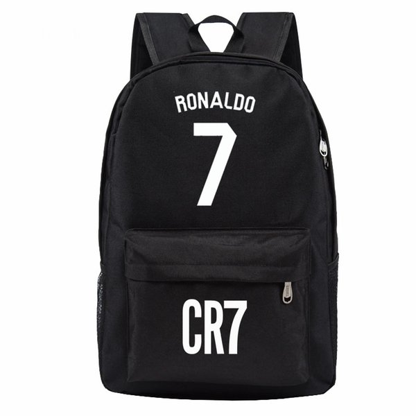 Livraison gratuite Madrid Ronaldo sac à dos concepteur sacs à dos sacs de football sport sacs étanches enfants sacs d'école pour les filles d'adolescents