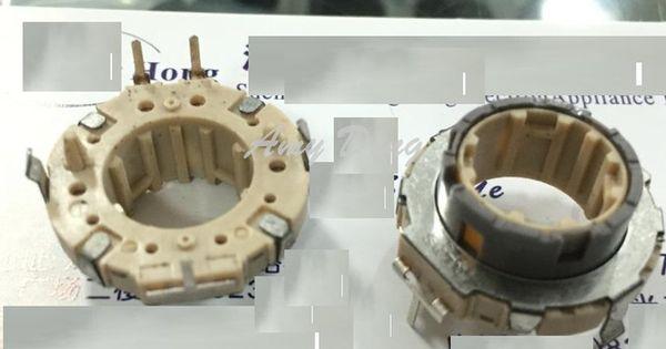 Wholesale- 20pcs/lot Free shipping Japan's EC21A0920401 hollow shaft encoder 18 posioning 9 pulse