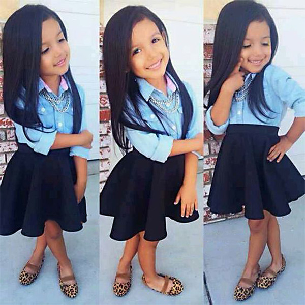 Natural Black Customized Full Lace Wigs Straight Hair for Princess Kids Adjustable Hand Tied Wig Silky Straight Bob Hairstyle for Angle
