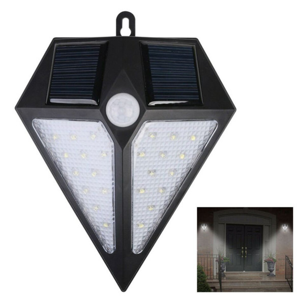 2019 24 Led Solar Light Outdoor Waterproof Garden Pir Motion Sensor Solar Power Led Wall Light Emergency Solar Lamp Pathway Decor From Solar Kicks