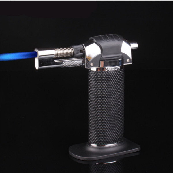 by DHL or EMS 30 pcs Butane Gas Trip Micro Blow Torch Lighter Welding Soldering Brazing Refillable gas Tool