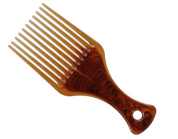 Hot Sale Hair Styling Combs Anti Static Professional Salon Wide Tine Comb High Quality Free Shipping