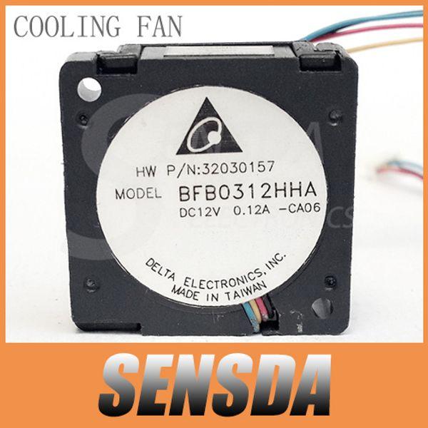 Mini Blower Original Delta Electronics BFB0312HHA -CA06 3012 30mm 3cm DC 12V 0.10A turbo cooler cooling fans
