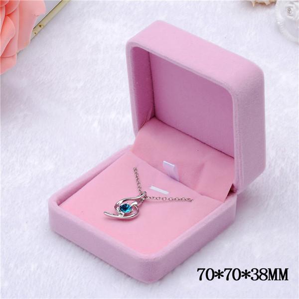 Розовый (Маленькие подвесные коробки)