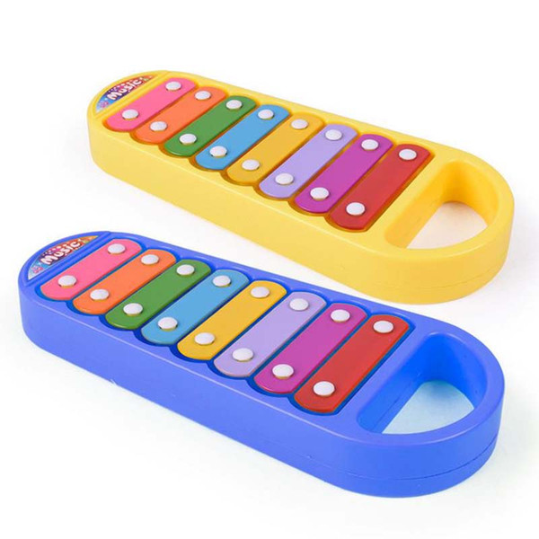 2017 new hot Children puzzle music piano infant early childhood percussion instrument toy wholesale free shipping
