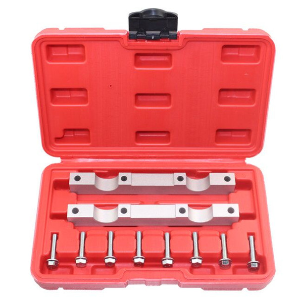 MADE IN TAIWAN HOLD DOWN DEVICE Engine Camshaft Timing Tool Kit For MERCEDES-BENZ 642 Diesel Engines