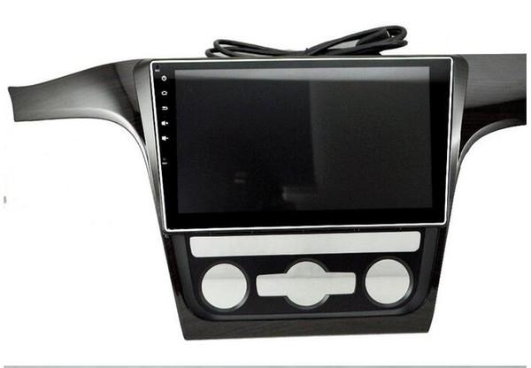 10.2 inch Android 6.0 Car Dvd Gps Navi Audio for VOLKSWAGEN PASSAT 2013 1024*600 OBD1GB Wifi 3G support Original Steering wheel