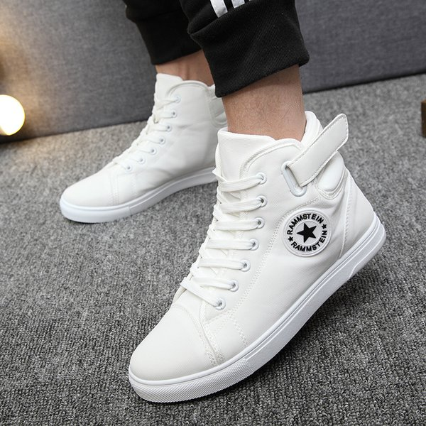 cheap free shipping canvas shoes fabric mens loafers black white color cloth patchwork leisure canvas shoes for mans cool walk shoes