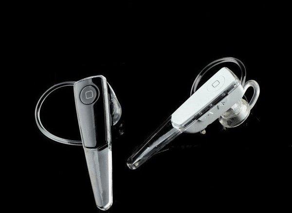 2017 qualité supérieure bien conception HM5800 noir et blanc sans fil crochet d'oreille bluetooth écouteur musique écouteur durable en cours d'utilisation pour le téléphone