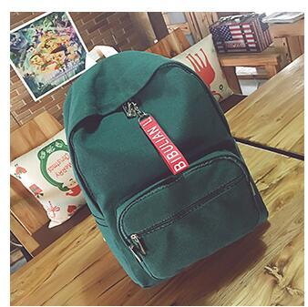 Free Shipping M 2019 new arrival Fashion women punk rivet backpack school bag unisex backpack student bag men travel Lady the laptop Bags