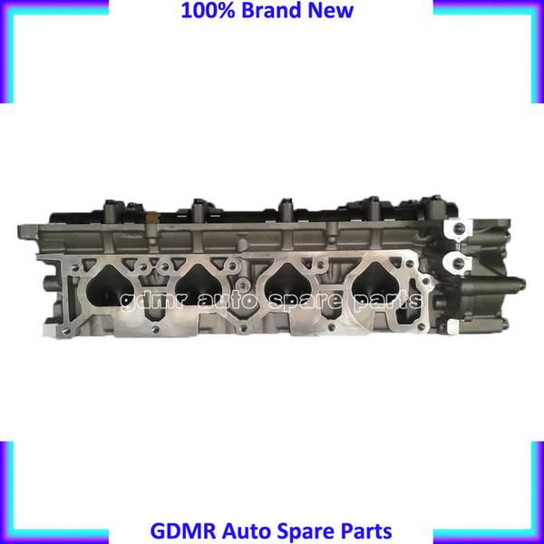 best selling Petrol complete KA24-DE KA24DE cylinder head for Nissan 240 SX Altima D22 Palatin Frontier King-Cab Silvia Urban Xterra 2388cc 11040-VJ260