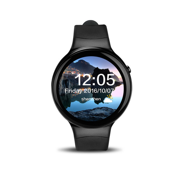 "Smart Watches I4 Android 5.1 MTK6580 4 Core 1GB/16GB 1.39"" Display GPS Wifi 3G Bluetooth 4.0 Heart Rate Monitor Smartwatch"