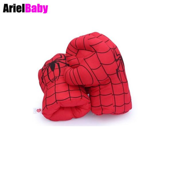 OHMETOY Spider-man doux en peluche Cosplay Jouet Smash Mains Poinçon De Boxe Garçon Audlts Cadeau D'anniversaire