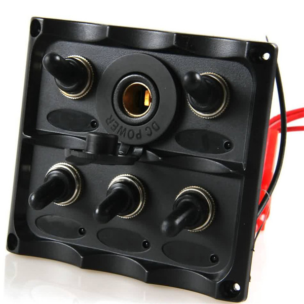 Con cargador de corriente DIN