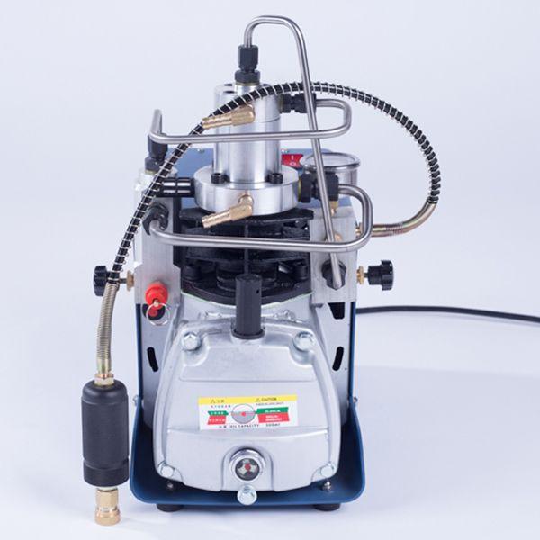 top popular 30MPA High Pressure Air Pump Water Cooling Electric Mini Inflator 220V Air Compressor 2020