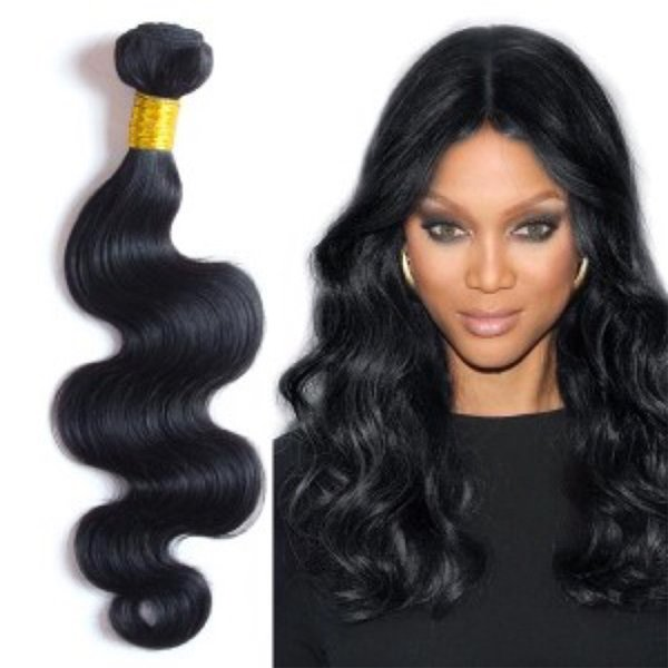 8A grade unprocessed best selling Brazilian Body Wave 100% Remy human hair Hair extensions 3 or 4 Bundles Natural Hair Weave