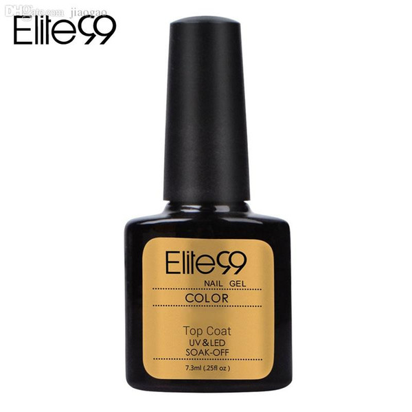 Elite99 UV Gel Top Coat nail gel Off Base Coat Foundation For Nail Gel Polish 7.3ml Base Lacquers