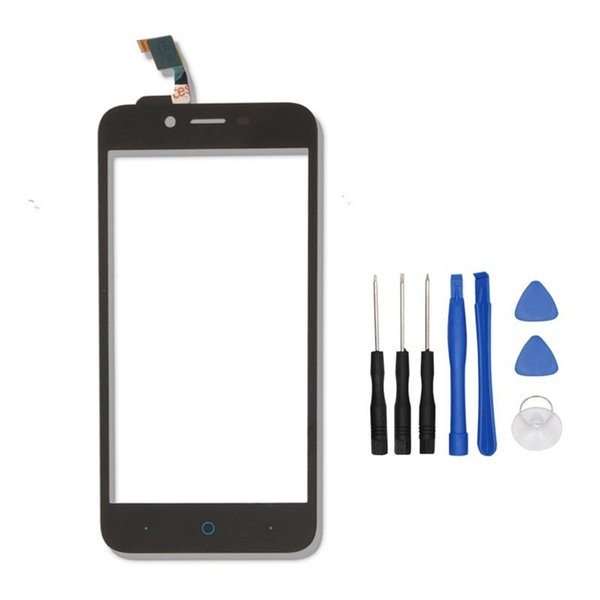 (5Pcs) 5.0 inch Touch Screen Digitizer For ZTE Blade L4 Touch Panel Glass For ZTE Blade L4 A460 L4 Touchscreen Sensor Panel