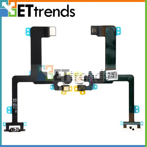 Para iPhone 6 Plus Power Flex Cable Good Quality Low Price DHL Envío gratis para 6 Plus Repaiir Part Replacement AD0321