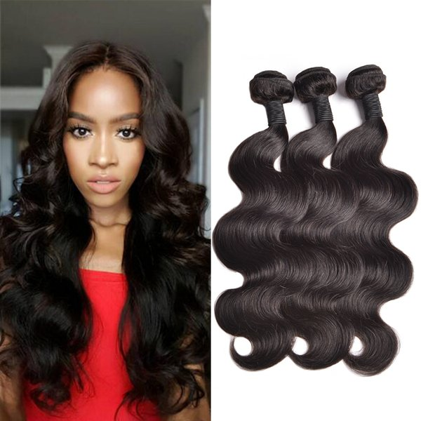 chinese virgin hair 10a Best Unprocessed hair body wave 100% virgin Chinese human remy hair weaving