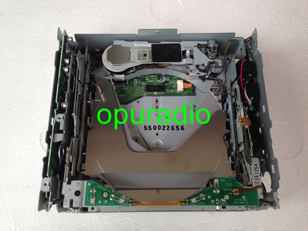 Brand new Clarion 6-Disc CD changer mechanism without MP3 for Nissan 350Z Subaru Forest car audio radio tuner sound system