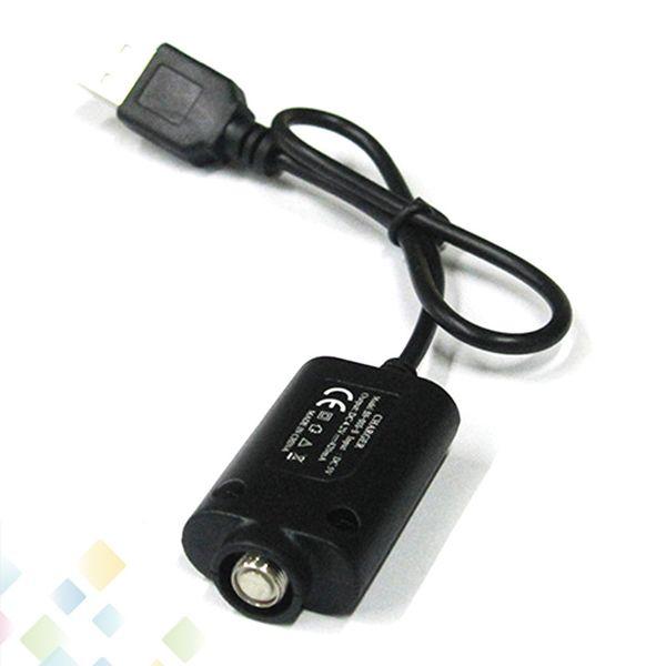 Cargador de batería USB de alta calidad para cigarrillos EGo E Cargadores de cigarrillo electrónico eGo USB para batería EGO