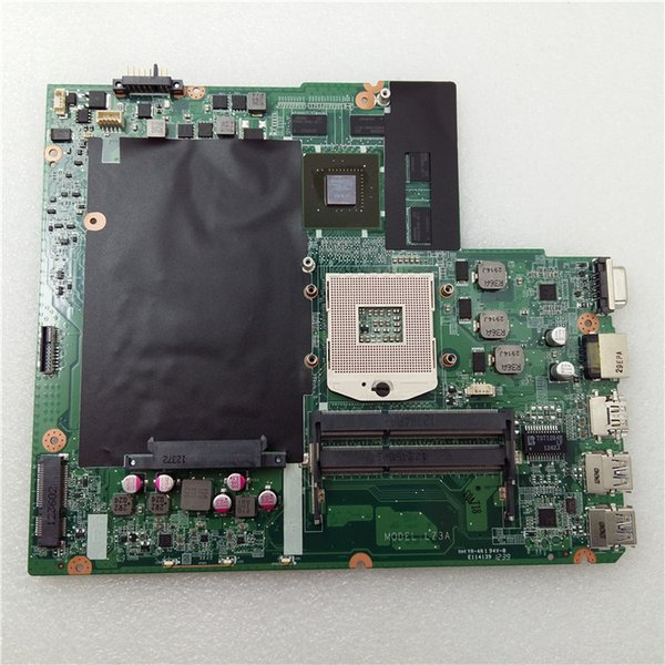 DALZ3BMB6E0 For Lenovo Ideapad Z580 Motherboard with Discrete Graphics Card N13P-GL-A1 Laptop Motherboard Mainboard Tested