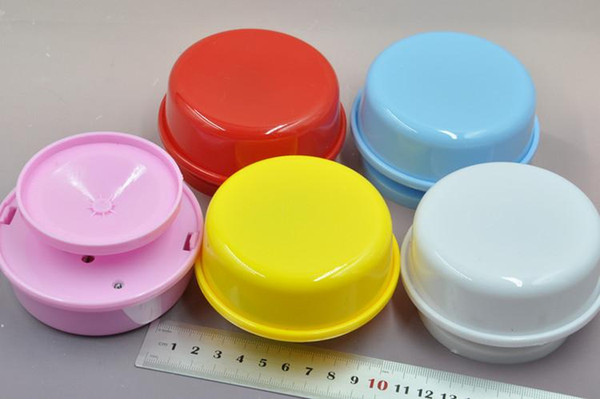 best selling Clay mud clay pearl accessories and other handmade diy music box music box rotating base 6 colors