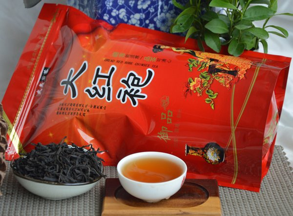 Завод прямых продаж 250 г высшего сорта клевера DaHongPao красный халат dahongpao чай чай бесплатная доставка + подарок