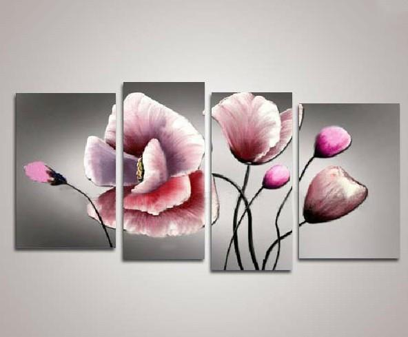 Online Cheap No Frame Panel Picture Hand Painted Oil Painting
