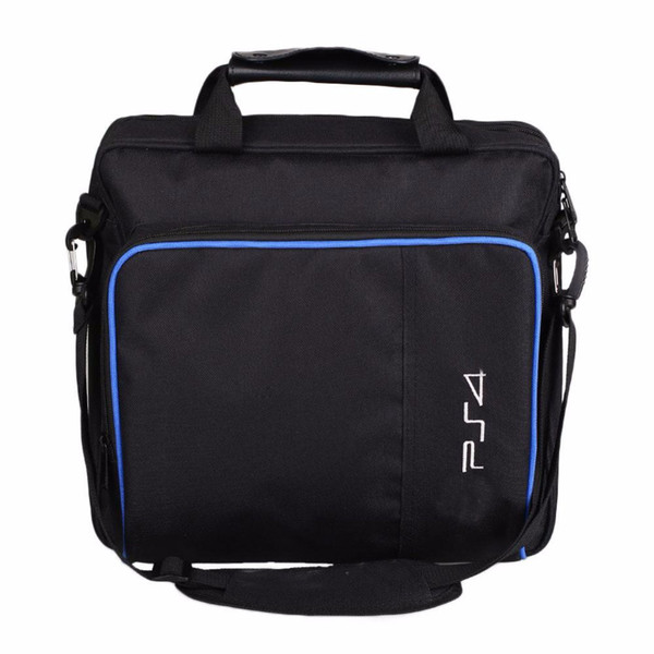 top popular Travel Shoulder Bag Storage Carry Case Cover Protective Bag Handbag For PlayStation 4 For PS4 Console Controller Accessories 2019