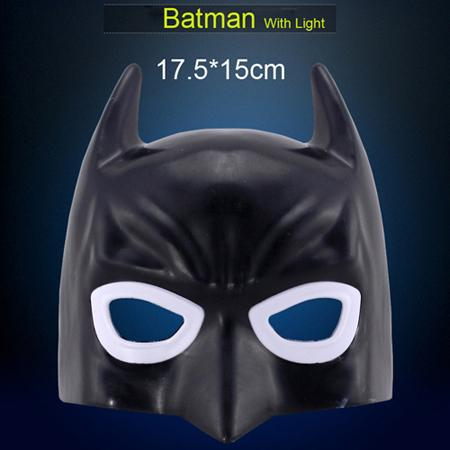 Batman with light