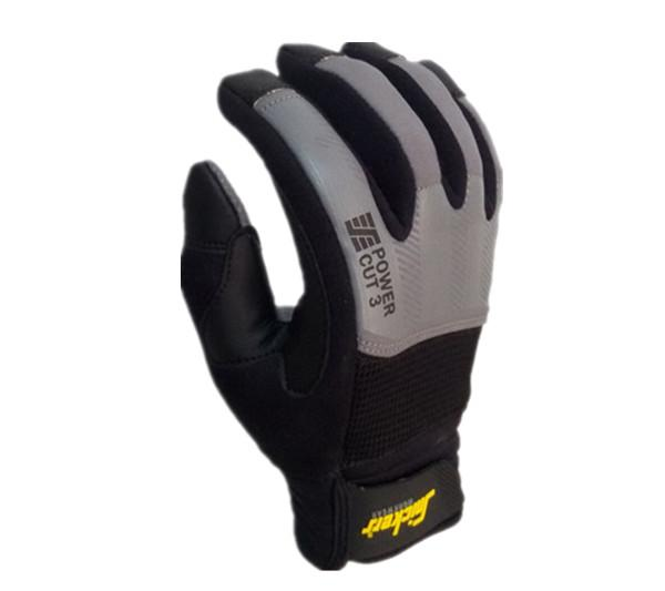 top popular Durable Puncture Resistance Non-slip And ANSI Cut Level 3 with KEVLAR Gloves(Medium,Grey) 2019