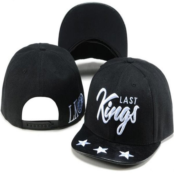 Last King Snapbacks Fitted Baseball Hats Ball Cap Hip Hop Street Headwear Snapback Hat LK Snap Back Caps Mens Adult Hats