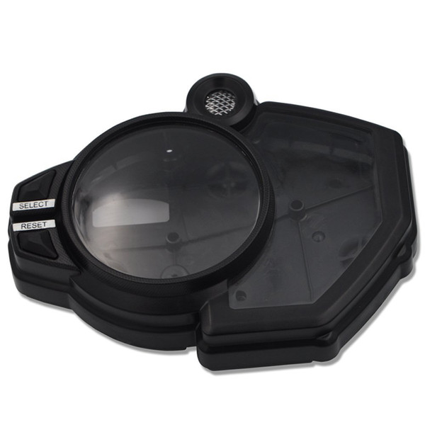 Cubierta de la caja del medidor de tacómetro del velocímetro de plástico para Yamaha 2009-2011 YZF R1 2009 2010 2011