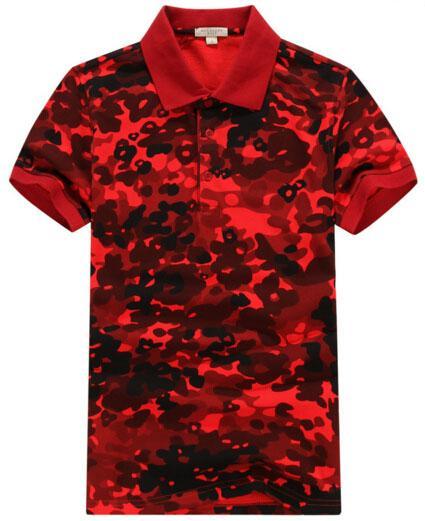 Hot Comprar Inglaterra Design de Verão Mens Casual Camisas Polo de Manga Curta Moda Masculina Camisa Polo Casual Meninos de Londres Algodão Polos Tops