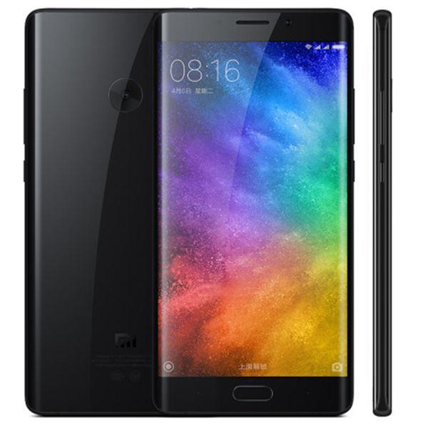 xiaomi Note2 full net 5.7-inch hyperbolic flexible screen, 22.56 million ultra-high pixel camera, side of technology, side of the art