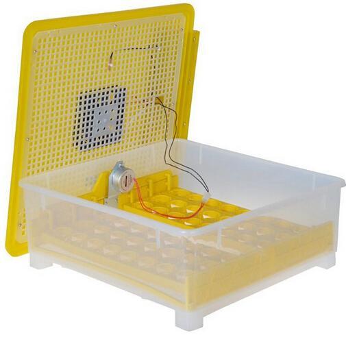 Máquina industrial da incubação da chocadeira da incubadora inteiramente automático do ovo mini para chocar 48 ovos das aves domésticas das codorniz do pato da galinha