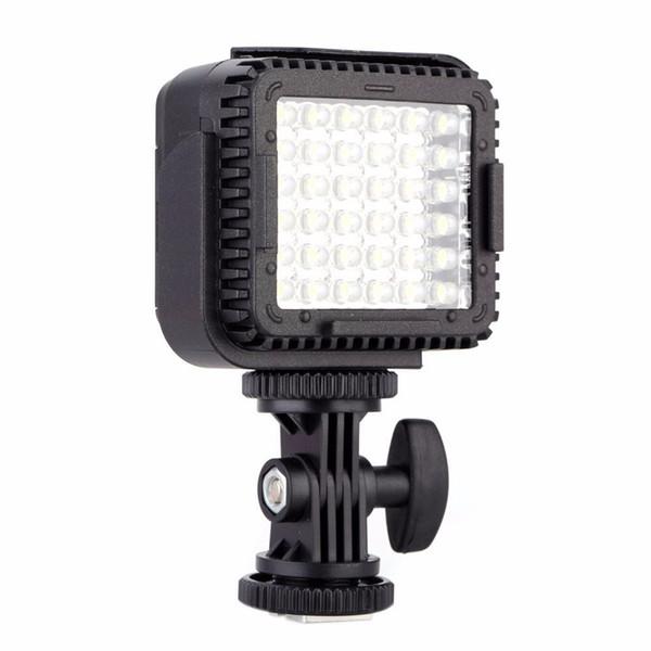 CN-LUX360 5400K Lámpara de luz de video LED regulable para Canon para cámara Nikon DV Videocámara