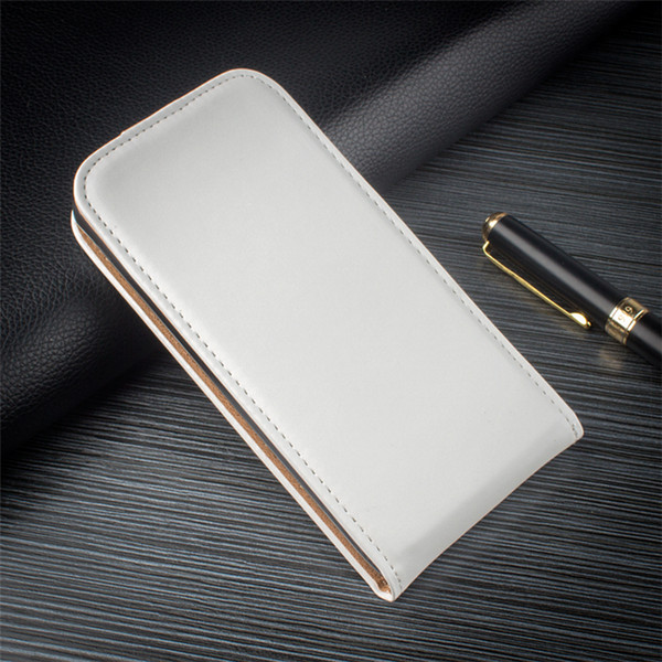 Protective PU Leather UP and Down Open Case Flip Vertical Leather Cover for sony xperia z3