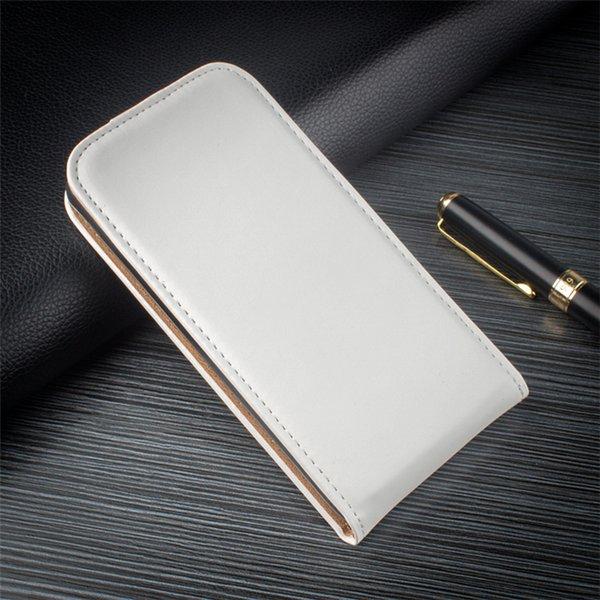 Étui de protection en cuir PU de haut en bas avec étui en cuir vertical pour Sony xperia z3