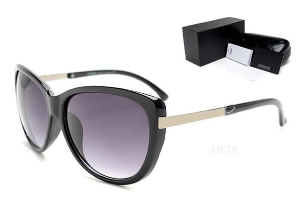 New Design Sommer Sonnenbrillen für Frauen U400 Schutz Designer Brown Glasses Gradient Full Frame für Fahrrad im Freien