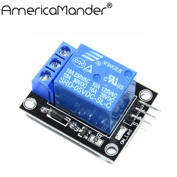 5V One 1 Channel Relay Module Board Shield For PIC AVR DSP ARM for arduino Relay KY-019