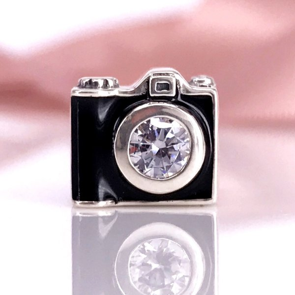 11baaba97 New 925 Sterling Silver Sentimental Snapshots Charm Fit European Pandora  Style Jewelry Bracelets Necklaces & Pendant
